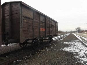 Auschwitz-Birkenau Alte Judenrampe