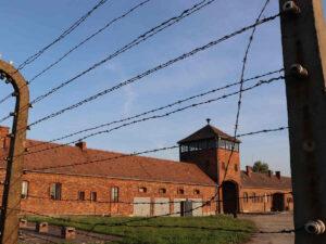 Auschwitz-Birkenau Hauttor