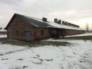 Auschwitz-Birkenau Küchenbaracke