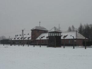 Auschwitz-Birkenau SS Unterkunft
