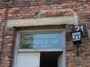 Auschwitz-Birkenau Krankenhäftlingsbau