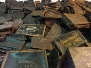 Auschwitz-Birkenau Effekten