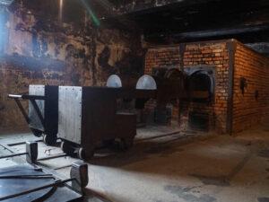 Auschwitz-Birkenau Kremmatorium
