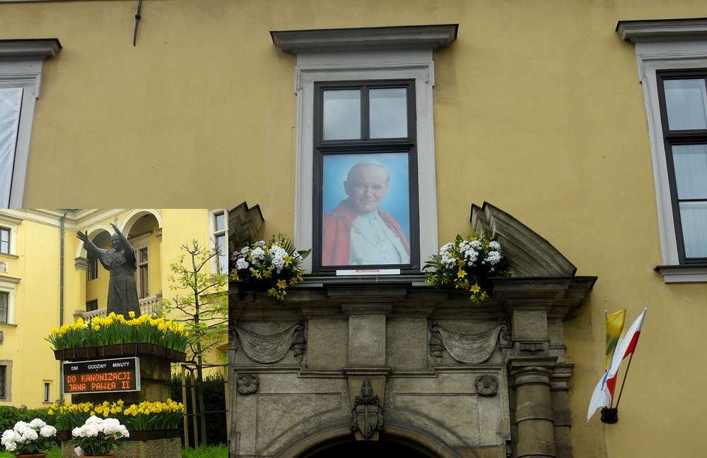 Bischofspalast in Krakau