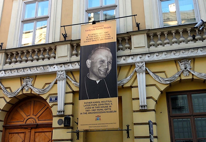 Dekanhaus in Krakau