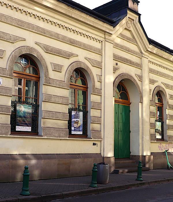 Jüdisches Kulturzentrum in Krakau