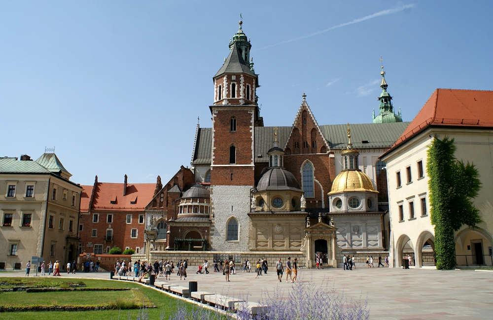 Krakau-Wawel-Kathedrale