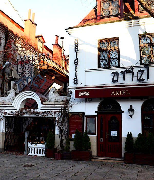 Krakau Restaurant Ariel