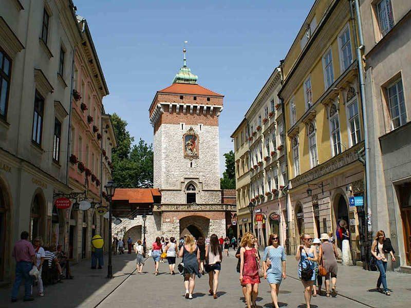 Krakau Floriansstraße