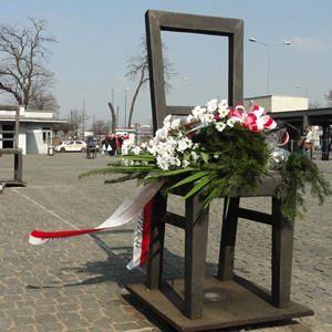 Krakau Platz der Ghettohelden