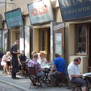 Krakau-Kazimierz Restaurant