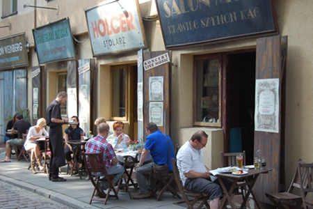 Krakau Stadtviertel Kazimierz