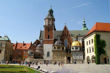 Krakau Wawel-Kathedrale