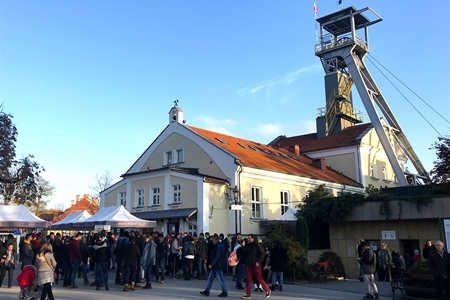 Krakau Salzbergwerk Wieliczka